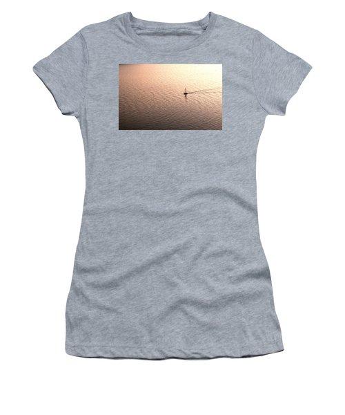 Escape Women's T-Shirt (Junior Cut) by Lana Enderle