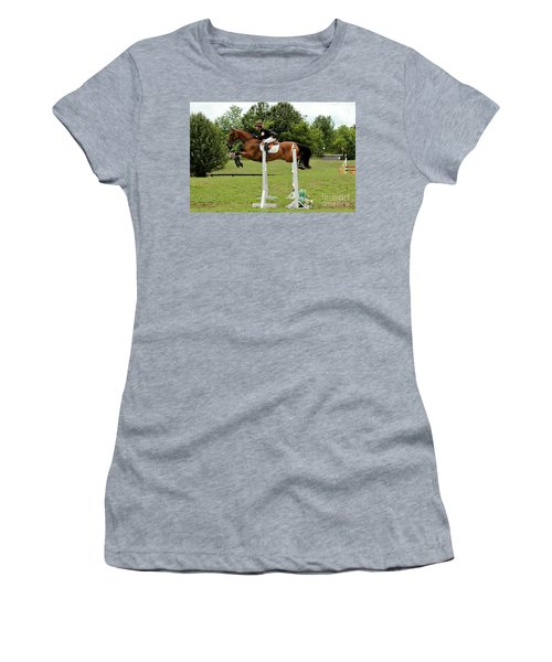 Eventing Jumper Women's T-Shirt