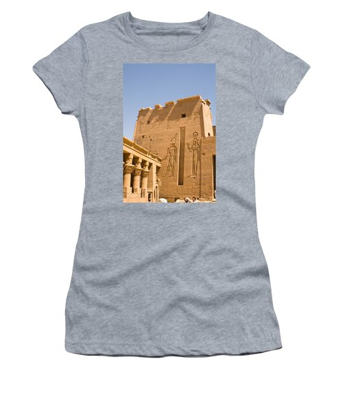 Exterior Wall Art Women's T-Shirt (Athletic Fit)