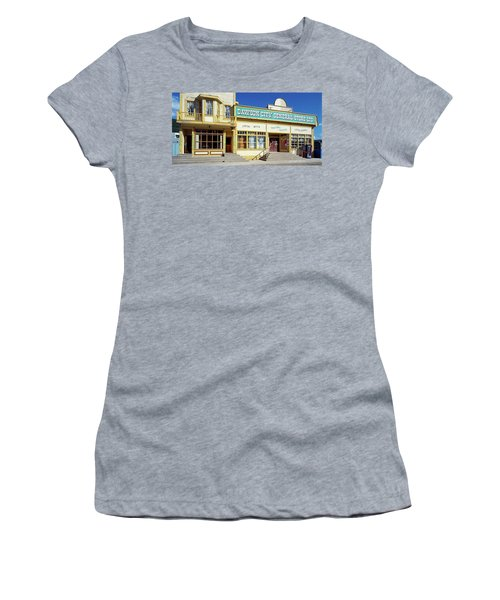 Facade Of A General Store, Dawson Women's T-Shirt