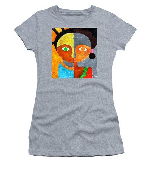 Face 2 Women's T-Shirt