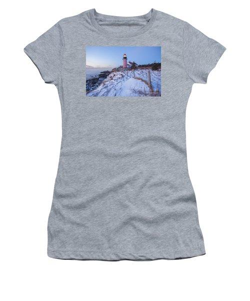 Facing East  Women's T-Shirt