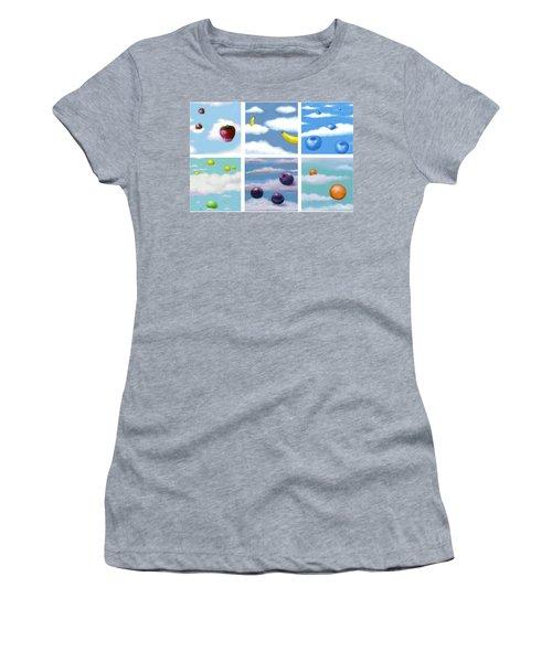 Falling Fruit Group Women's T-Shirt