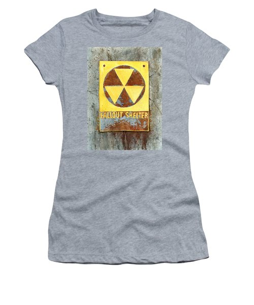 Fallout Shelter #2 Women's T-Shirt (Athletic Fit)