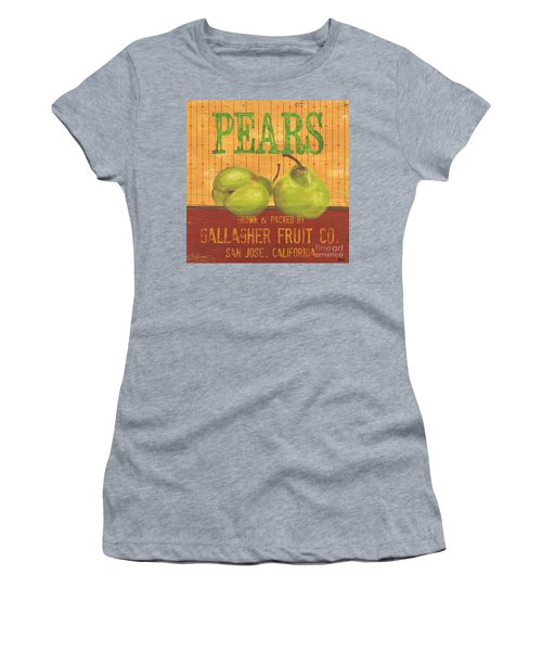 Farm Fresh Fruit 1 Women's T-Shirt (Athletic Fit)