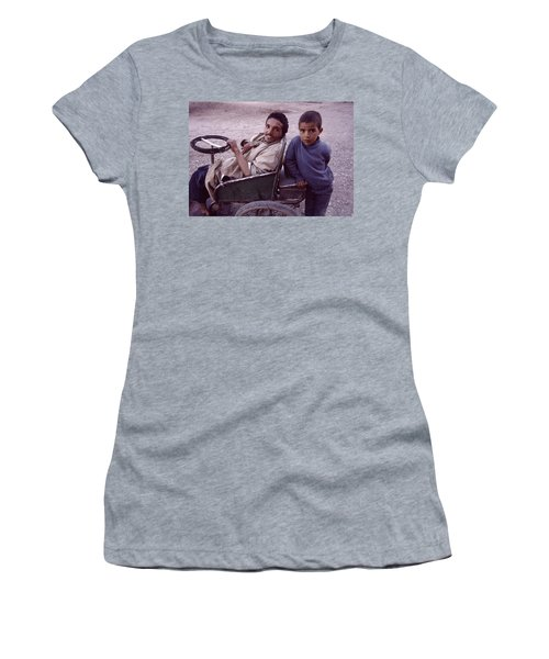 Father And Son Women's T-Shirt