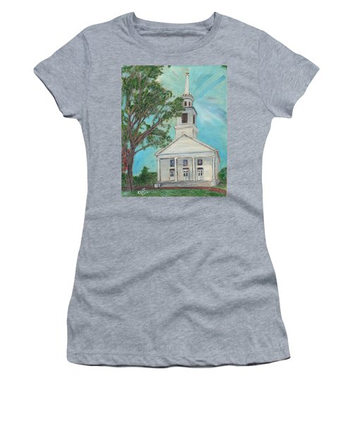 Federated Church Women's T-Shirt (Athletic Fit)