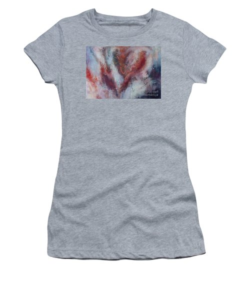 Feelings Of Love Women's T-Shirt (Athletic Fit)