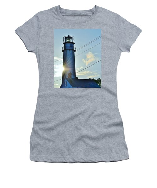 Fenwick Island Lighthouse - Delaware Women's T-Shirt