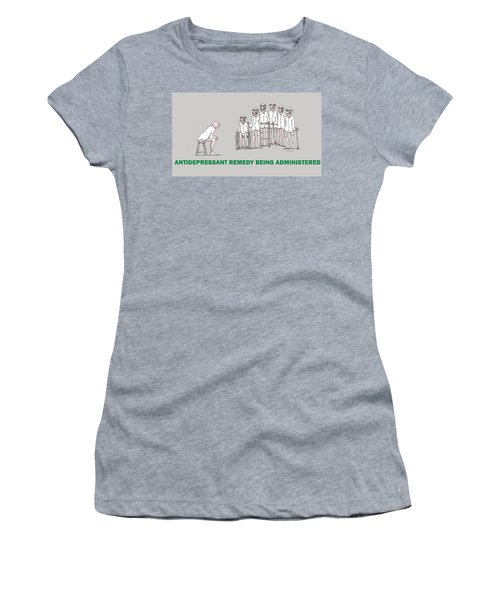Feral Coots Alternative Medication II Women's T-Shirt