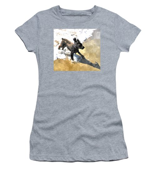 Field Spaniel Joy Women's T-Shirt