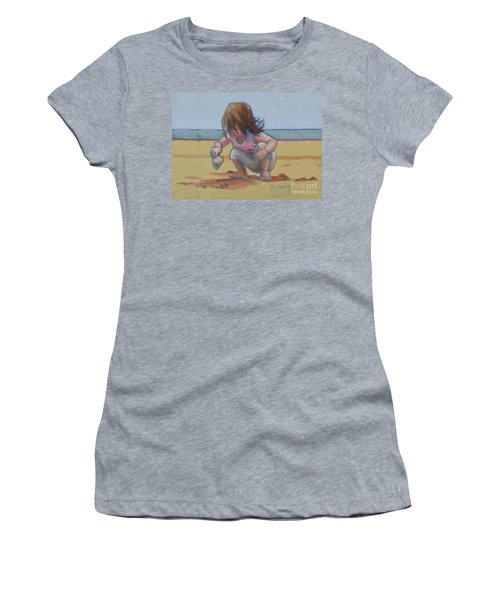Finding A Shell Women's T-Shirt (Athletic Fit)