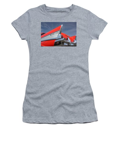 Fintastic '57 Chevy Women's T-Shirt