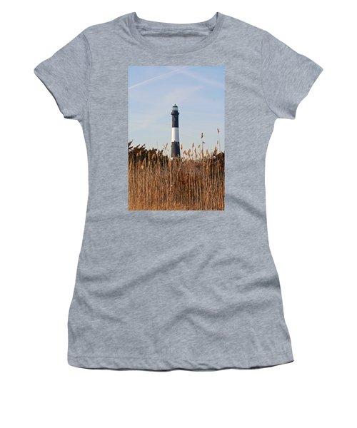 Fire Island Tower Women's T-Shirt
