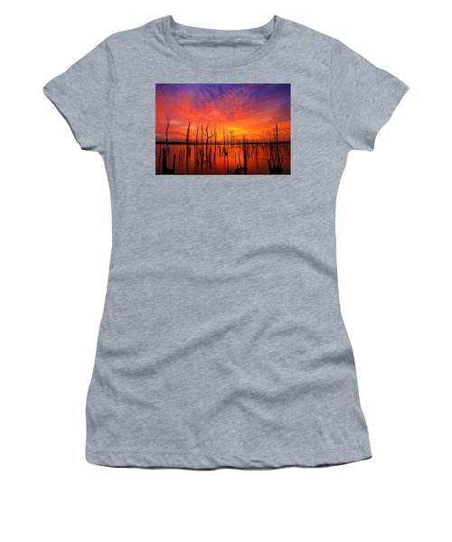 Fired Up Morn Women's T-Shirt (Athletic Fit)