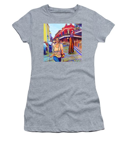 First Trip To New Orleans Women's T-Shirt