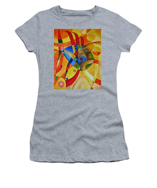 Fish 752 - Marucii Women's T-Shirt (Athletic Fit)