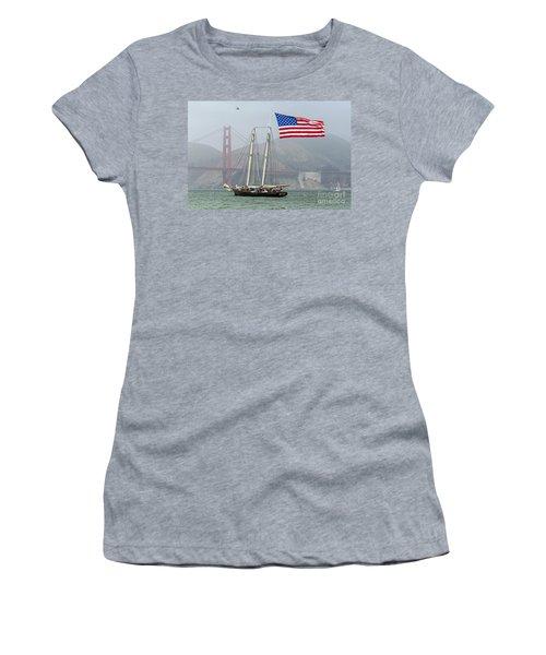 Flag Ship Women's T-Shirt