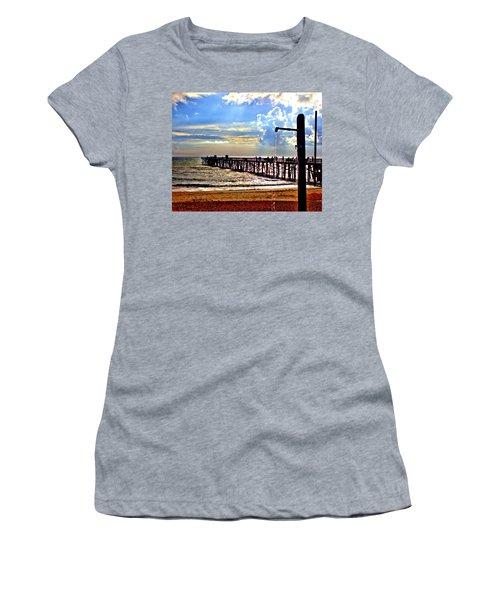 Flagler Pier Heaven Women's T-Shirt