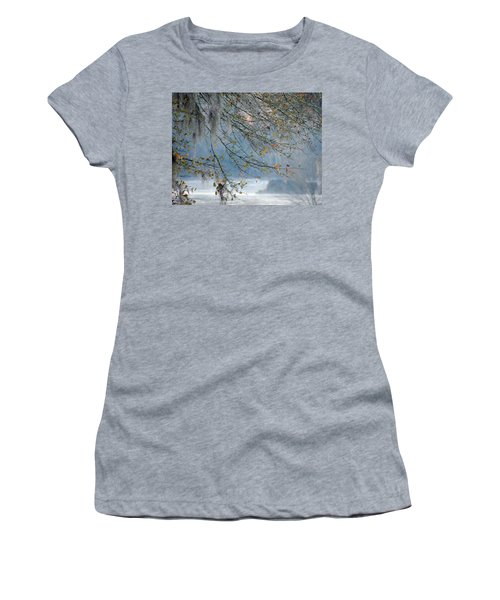 Flint River 29 Women's T-Shirt (Junior Cut) by Kim Pate