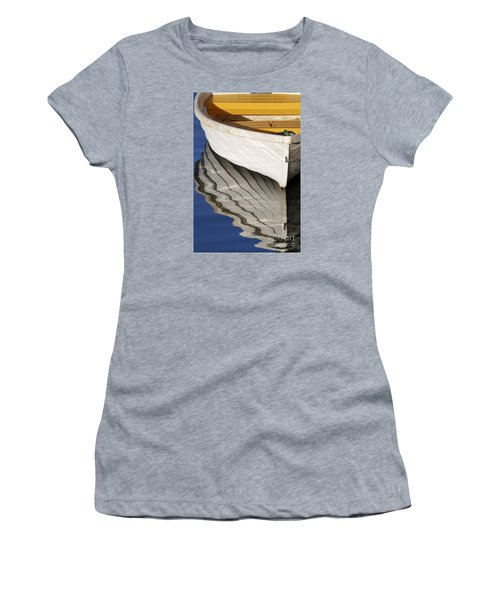 Floating On Blue 15 Women's T-Shirt (Athletic Fit)