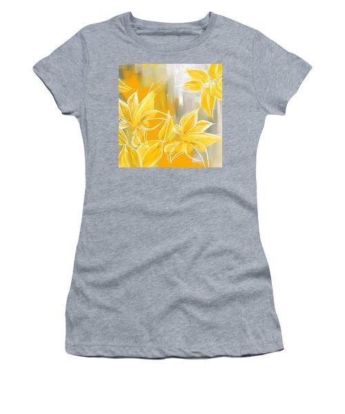 Floral Glow Women's T-Shirt