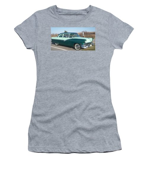 Ford Mercury Women's T-Shirt (Athletic Fit)