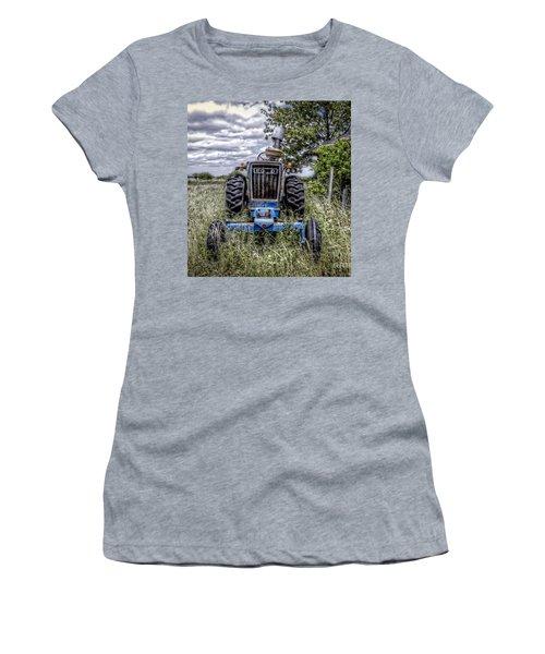 Ford Women's T-Shirt (Junior Cut) by Savannah Gibbs