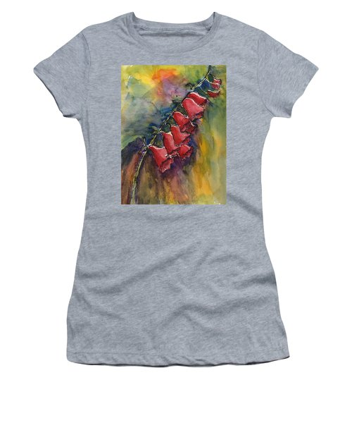 Foxgloves Women's T-Shirt