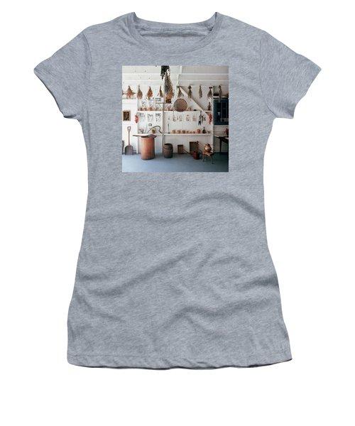 Frank Macgregor Smith's Gardening Area Women's T-Shirt