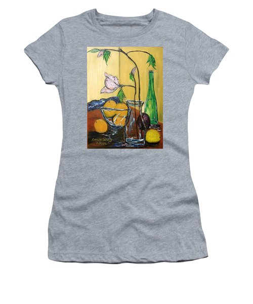 Freshly Done Women's T-Shirt (Athletic Fit)