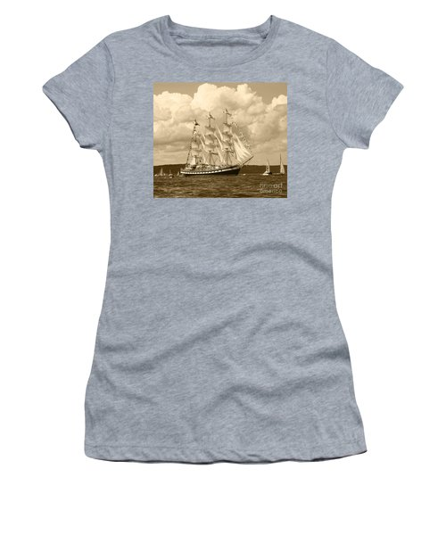 From Russia With Love Women's T-Shirt (Athletic Fit)