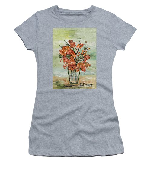 From The Garden Women's T-Shirt (Athletic Fit)