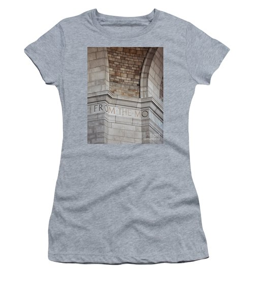 From The Moral... Women's T-Shirt (Athletic Fit)