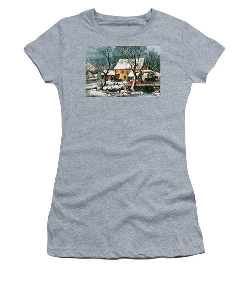 Frozen Up Women's T-Shirt