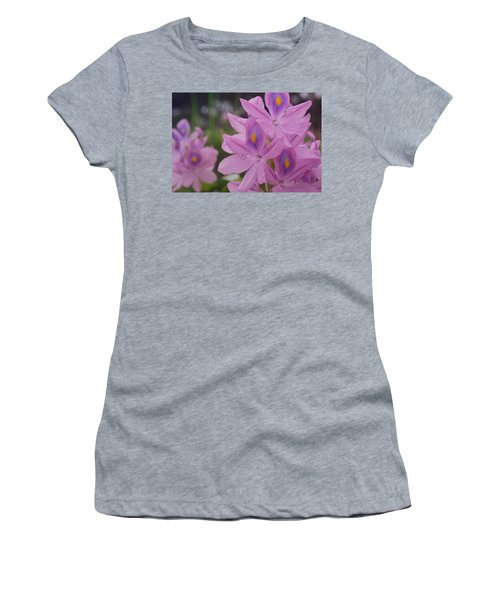 Garden Is Watching Women's T-Shirt (Junior Cut) by Miguel Winterpacht
