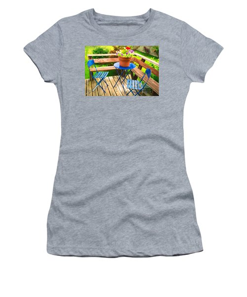 Garden Party Women's T-Shirt