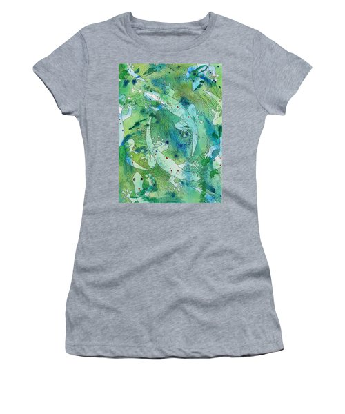 Geckos At Play Women's T-Shirt