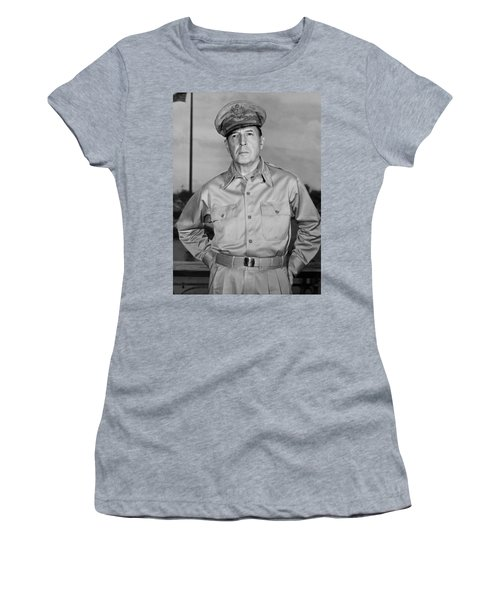 General Douglas Macarthur Women's T-Shirt