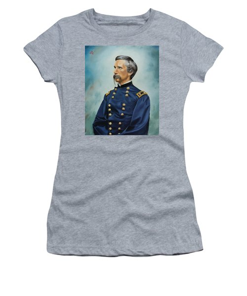 General Joshua Chamberlain Women's T-Shirt (Athletic Fit)