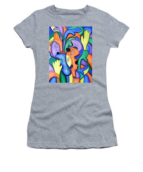 Glorify His Name Women's T-Shirt