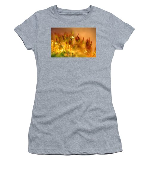 Golden Palette Women's T-Shirt (Athletic Fit)