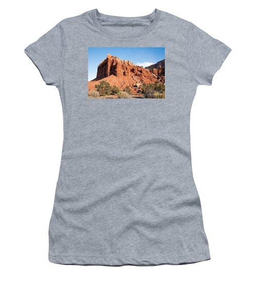Golden Throne Capitol Reef National Park Women's T-Shirt