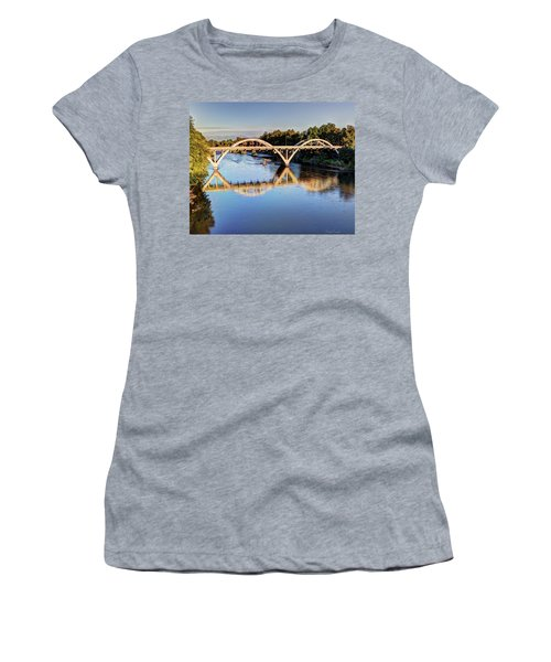 Good Morning Grants Pass II Women's T-Shirt (Athletic Fit)