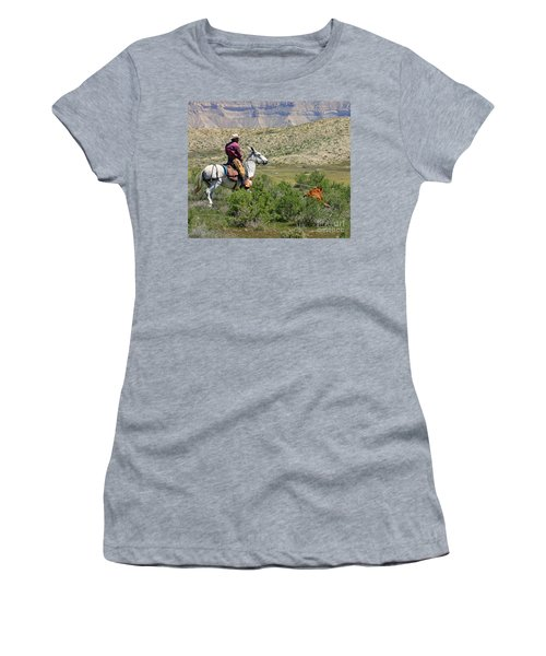 Gotcha' Women's T-Shirt (Athletic Fit)
