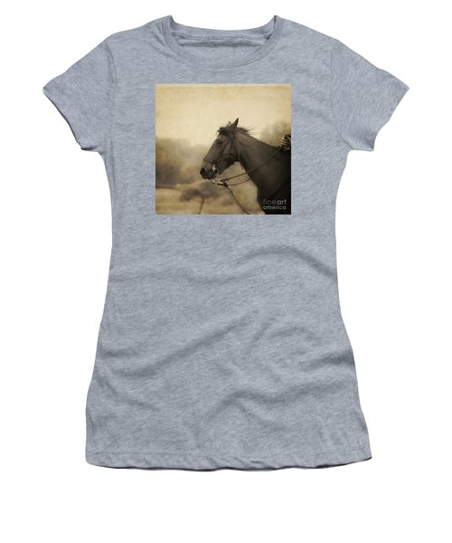 Graceful Beauty Women's T-Shirt (Athletic Fit)
