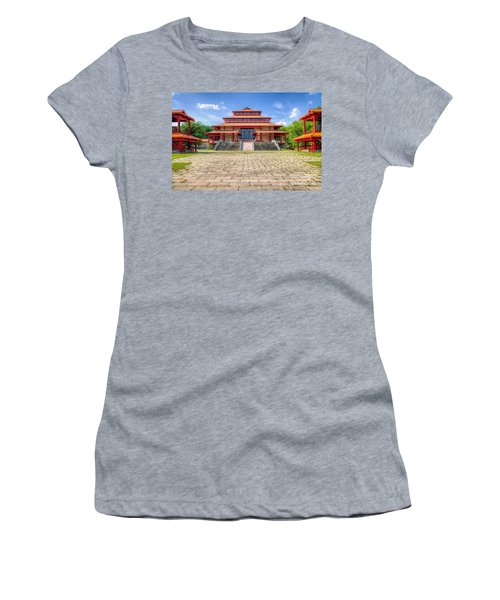 Great Buddha Hall Women's T-Shirt