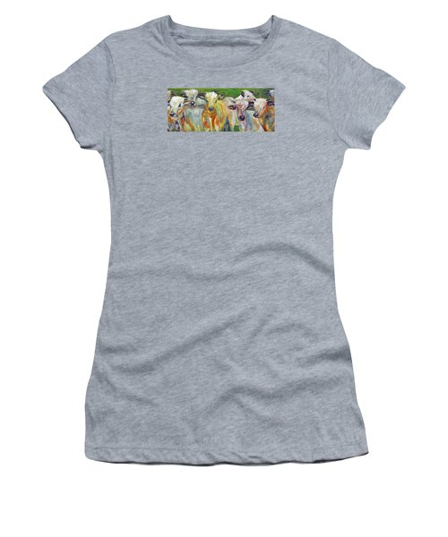 The Gathering, Cattle   Women's T-Shirt (Athletic Fit)
