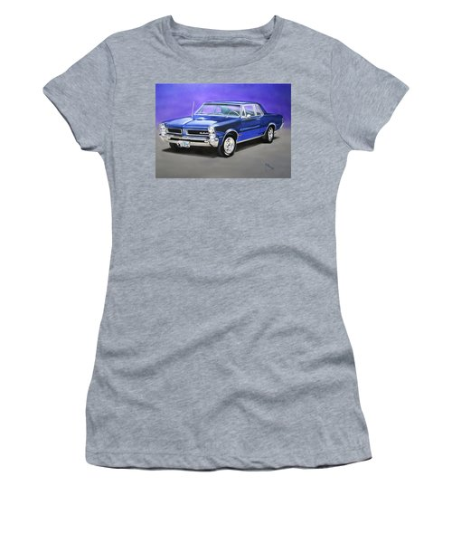 Gto 1965 Women's T-Shirt (Athletic Fit)