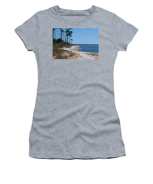 Gulf Island National Seashore 2 Women's T-Shirt
